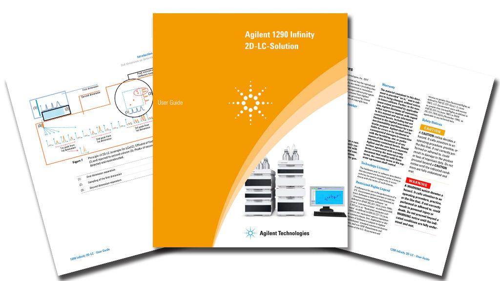 Agilent User Guide